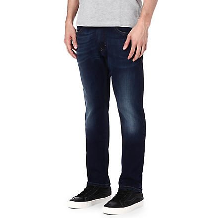 DIESEL Thavar regular-fit jeans (01 (denim)