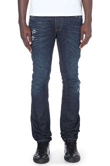 DIESEL Thavar 0834A slim-fit skinny low-rise denim jeans