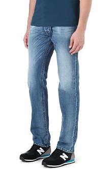 DIESEL Iakop slim-fit tapered jeans