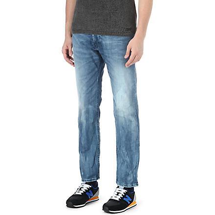 DIESEL Iakop slim-fit tapered jeans (1