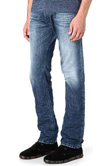 DIESEL Regular slim-fit tapered jeans