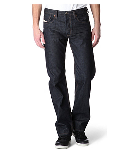 DIESEL Larkee relaxed jeans (Indigo