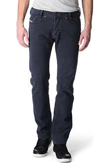 DIESEL Iakop 0111D slim-fit tapered jeans