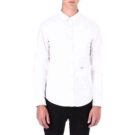 DIESEL Spacificola-S shirt (White
