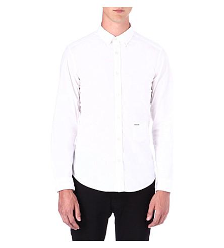 DIESEL Spacificola-S shirt (White