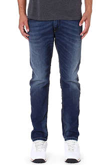 DIESEL Krooley-ne 0607R slim-fit tapered jogg jeans