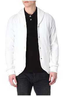 DIESEL Smog cotton cardigan