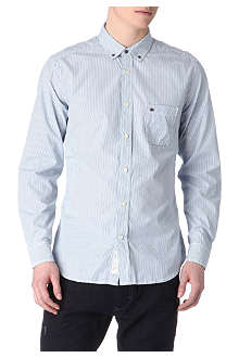 DIESEL Sirloin cotton shirt