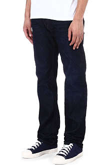 DIESEL Waykee regular-fit straight jeans