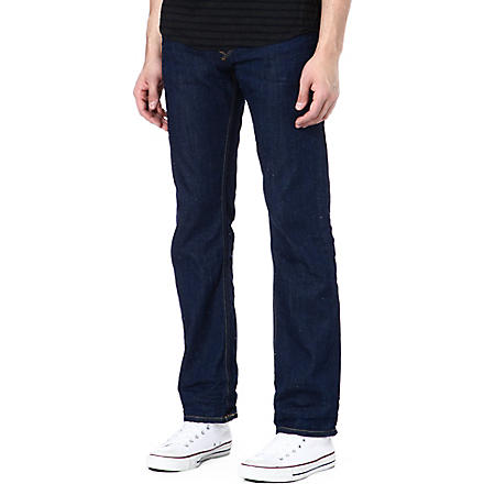 DIESEL Waykee regular-fit straight jeans (01 (denim)