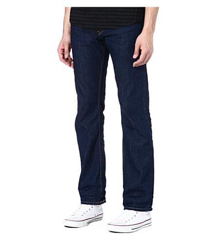 DIESEL Waykee regular-fit straight jeans (01 (denim)