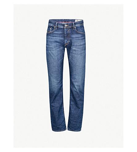 DIESEL Waykee 常规版型直牛仔裤 (牛仔布