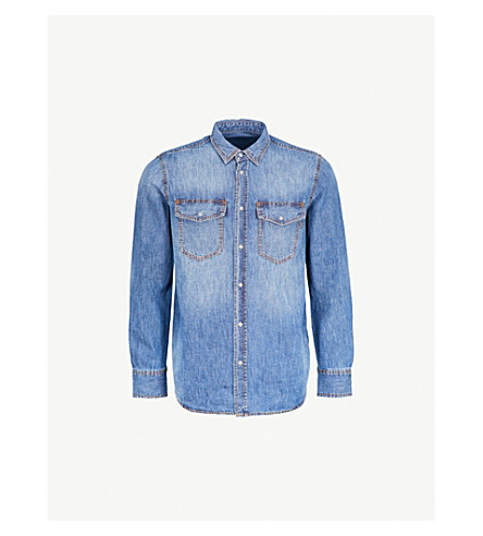 DIESEL Drooke denim shirt (Denim