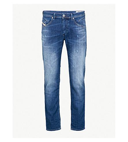 DIESEL Belther regular-fit tapered jeans (Denim