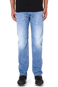 DIESEL Belther 0830Z regular-fit tapered jeans L32