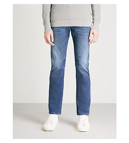 DIESEL Belther regular-fit straight-leg jeans (Denim