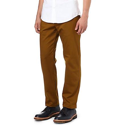DIESEL Chi-blado-c trousers (Tobacco