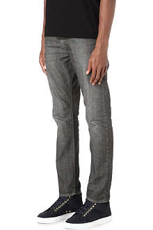 DIESEL Regular slim-carrot fit jeans