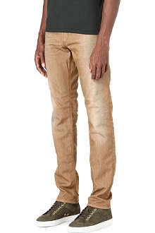 DIESEL Regular slim-carrot fit jeans