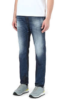 DIESEL Krayver slim-fit tapered jeans