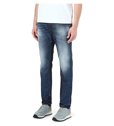 DIESEL Krayver slim-fit tapered jeans (01