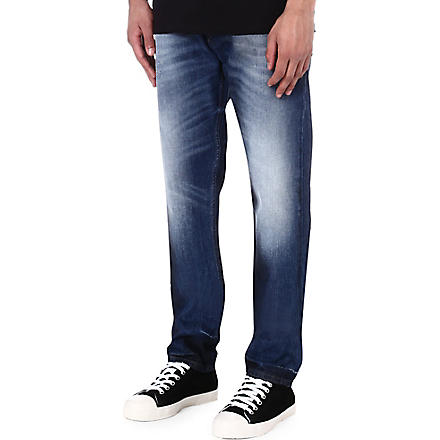 DIESEL Krayver slim-fit tapered jeans (1