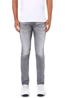 DIESEL Thavar-ne 0830Q skinny-fit tapered jogg jeans