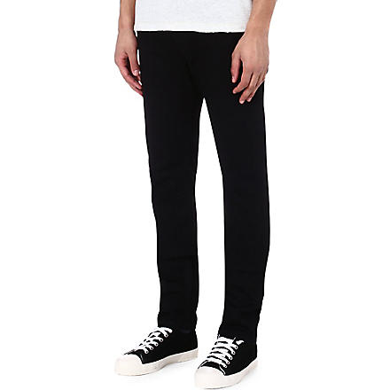 DIESEL Sleenker slim-fit skinny jeans (02 (black)