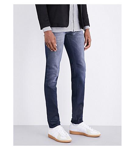 DIESEL Sleenker slim-fit skinny jeans (Medium+wash+black