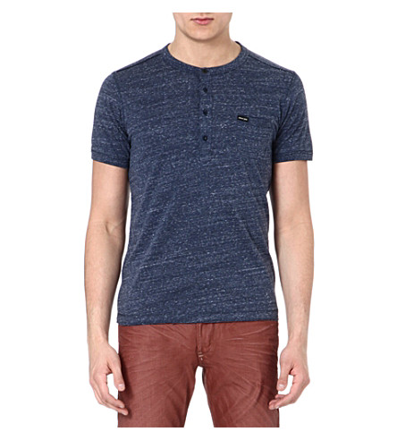 DIESEL T-Cosme t-shirt (8dj (blue)