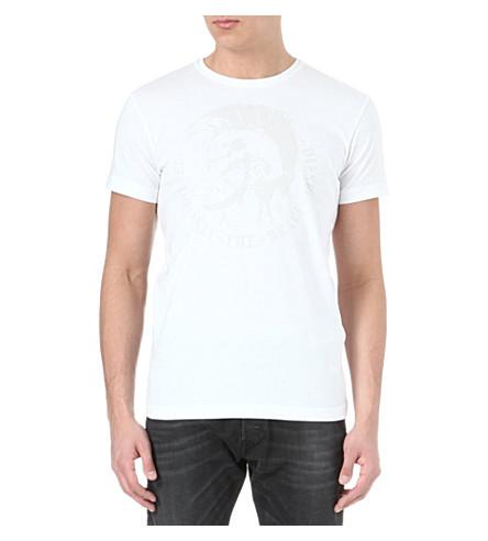 DIESEL Tachell t-shirt (100 (white)