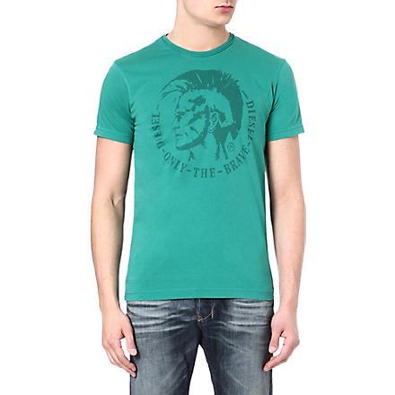 DIESEL Tachell t-shirt (5er (green)