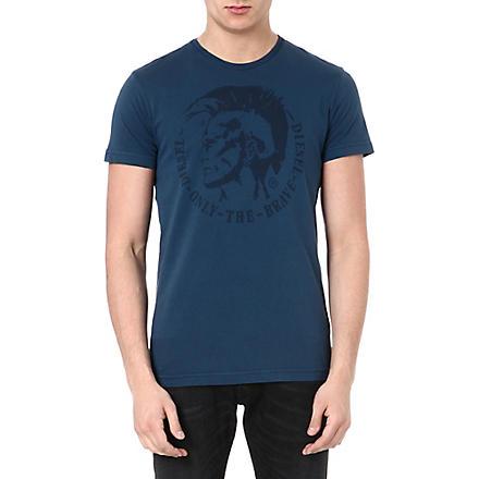 DIESEL Tachell t-shirt (89i (teal)