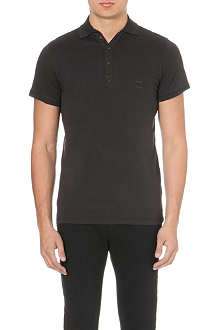 DIESEL T-etienne cotton-jersey polo shirt