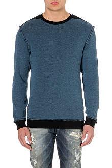 DIESEL Sebatien knitted jumper