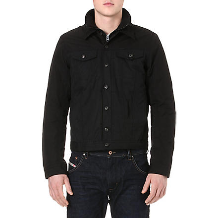 DIESEL J-Zahir field jacket (900 (black)