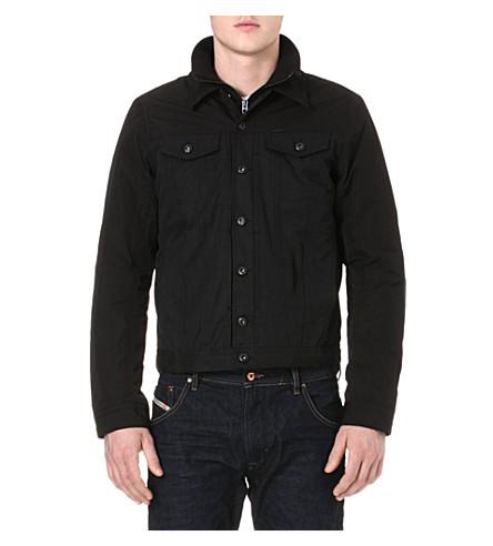 DIESEL J-Zahir field jacket (900 (black)