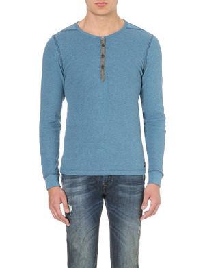 DIESEL T-dhice cotton t-shirt