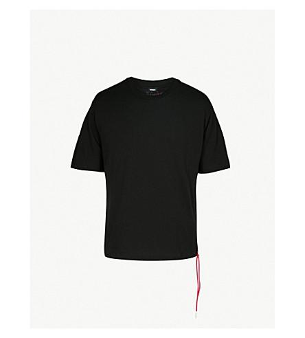 DIESEL T-Plaza cotton-jersey T-shirt (Black
