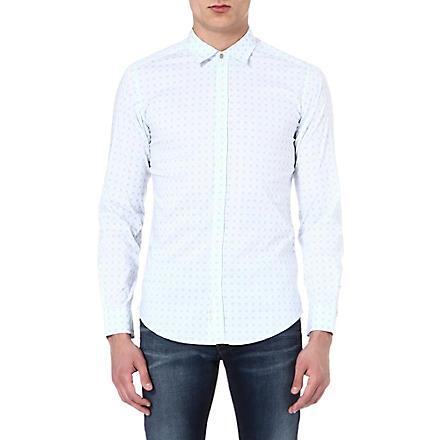 DIESEL Szuba shirt (100 (white)