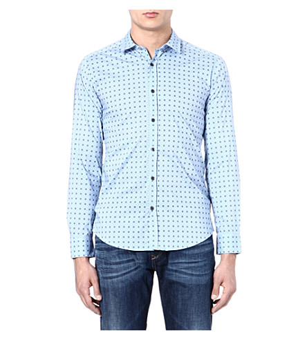 DIESEL Szuba shirt (85w (blue)