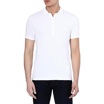 DIESEL T Freira polo shirt (100 (white)