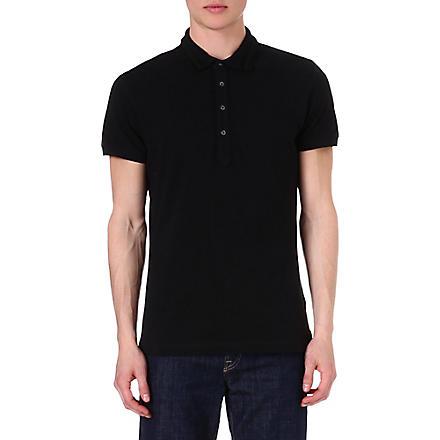 DIESEL T Freira polo shirt (902 (black)