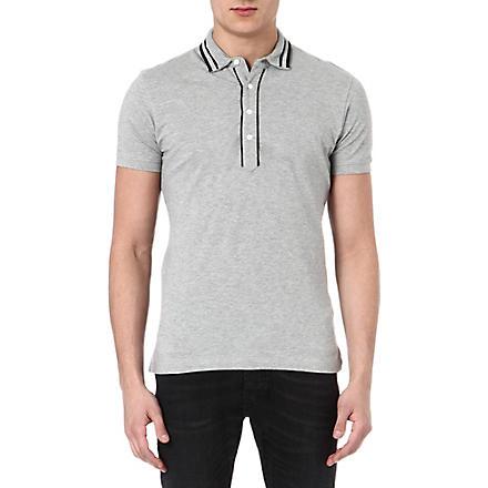 DIESEL T Freira polo shirt (912 (grey)