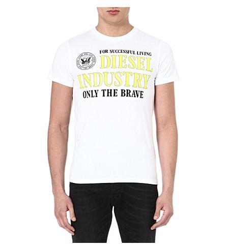DIESEL Tnola t-shirt (100 (white)