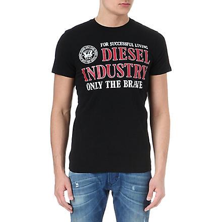 DIESEL Tnola t-shirt (900 (black)