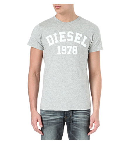 DIESEL Tehm t-shirt (912 (grey)