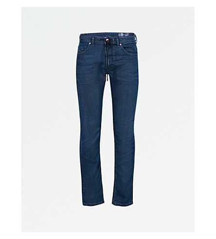 DIESEL Thommer relaxed-fit tapered jogg-jeans (Denim