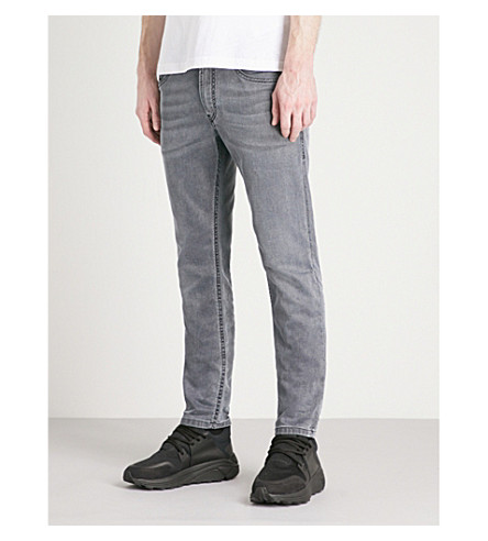 DIESEL Thommer slim-fit skinny jeans (Denim+grey