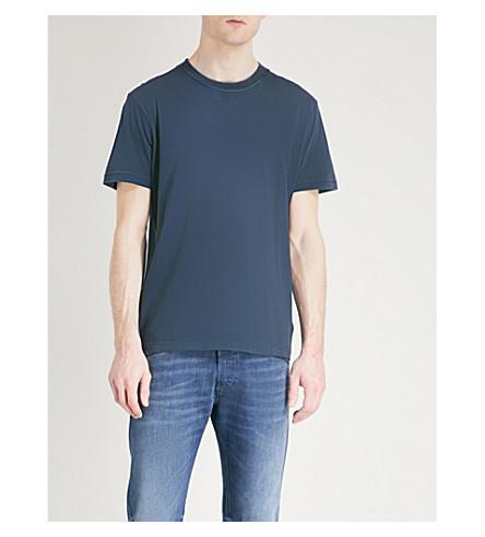 DIESEL Joey cotton-jersey T-shirt (Total+eclipse